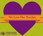 Lauren and Alese Lenz are hosting a We Love Our Teachers Facebook Party!