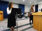 Preaching & Interpreting