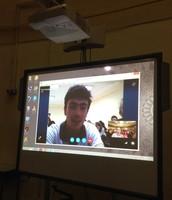 Skype ignites the light of friendship!