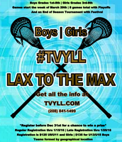 Treasure Valley Youth Lacrosse League