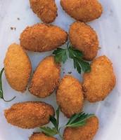 Croquettes / Serrano Ham and Manchego Cheese
