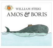 Amos & Boris, William Steig ($8.00)