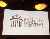American School Counselor Association Conference