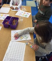 Candy Heart Graphing.