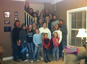 Some of my family from our most recent get-together