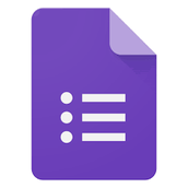 Typing and Google Forms