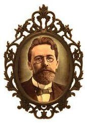 The story of Anton Chekhov becoming famous...