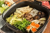 Sukiyaki (Instructional Step 4)