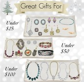 Gifts for Every Budget!