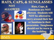 HATS, CAPS, & SUNGLASSES