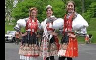 Czech dance clothes