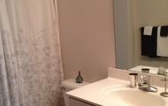 2 bathrooms!