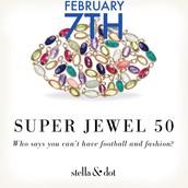 Super Jewel Party!