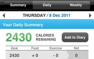 picture of Calorie Counter & Diet Tracker app (1)