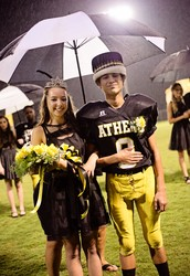 Congratulations to AMS 2015 Homecoming Queen and King