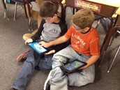 Third Grade Students Participate in the Hour of Code