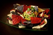 121620 - Tri-Color Corn Raw Tortilla Chips 3-10# - Mission Foods