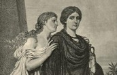 Antigone and Ismene