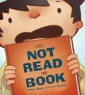I Will Not Read This Book by Cece Meng