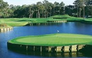 TPC at Sawgrass 17th hole
