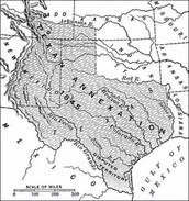 1845 - Texas Annexed.