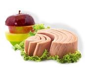 Tuna-Apple sandwhich