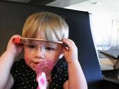Babies Wearing Google Glass