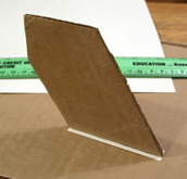 Our overall fin shape