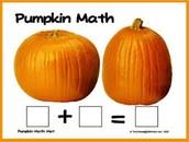 4.3 3rd Grade Pumpkin Graph Art