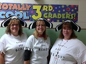 Your fabulous third grade team