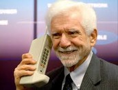 The first ever mobile cellphone