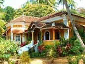 Homes in Goa