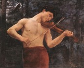 Orpheus' Lrye