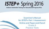 ISTEP+ Plans