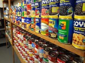 Area Food Pantry