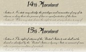 What's the Difference Between the 14th & 15th ?