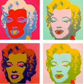 Andy Warhol 1960's Artwork