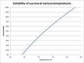 Sucrose Solubility