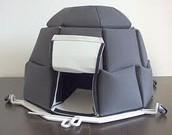 Khemah nylon berbentuk Igloo