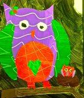 Eric Carle Owls