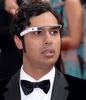 Famous People Wear Google Glass