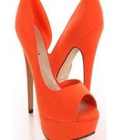 """Los zapatos 6""""Stilletos"""