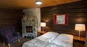 River side cabin room