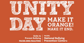 Warlicks Anti- bullying Campaign Continues- Wear Orange Wednesday, November 18, 2015