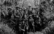 Heroic American soldiers