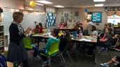 Mountain Ridge Middle School Visits Heritage!