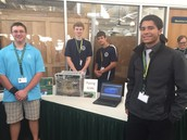 Tec-Smart Student Project Exhibition Features Latest Projects