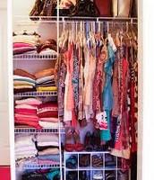 My Messy Closet