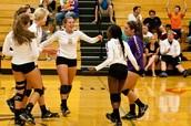 Women's Volleyball v. Beloit College