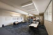 1st Floor Study Space